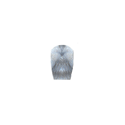 Herradura de aluminio para competición y ortopedia Colleoni Tris Closed Insert (TY)