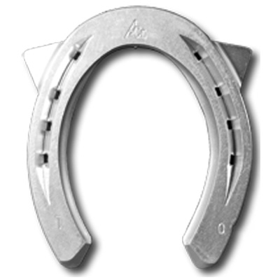 Herradura de aluminio para competición y ortopedia ACR 2100-TI