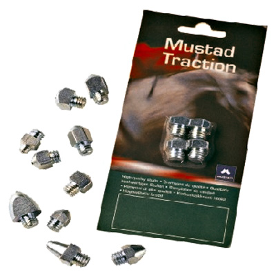 Blister de 4 ramplones galvanizados Mustad