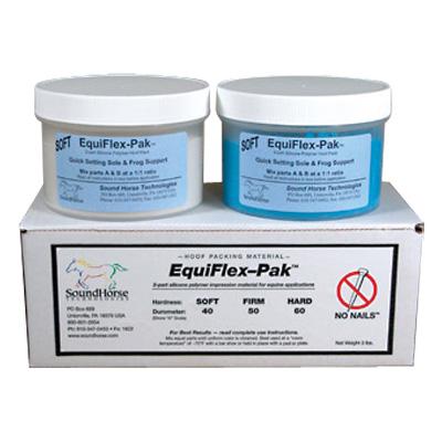 Silicona dentista Sigafoos Equiflex-Pak