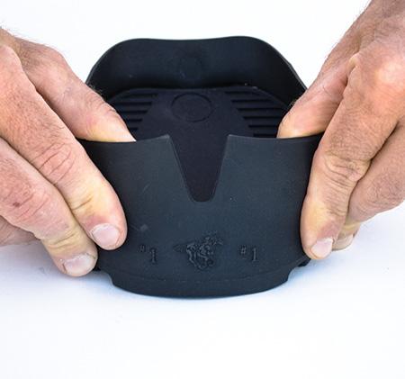 Zapato easyboot glue on de easycare