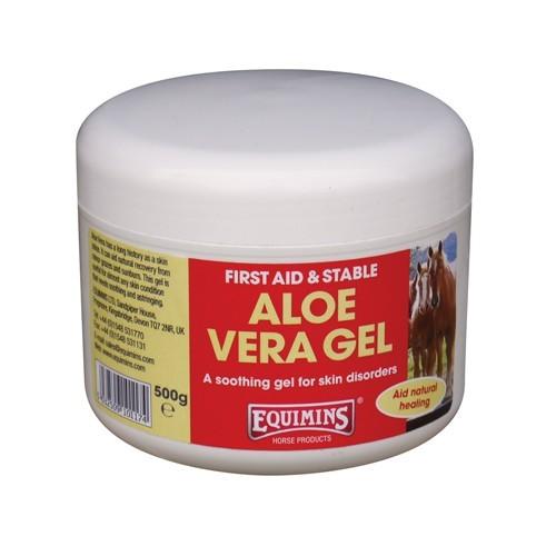 Gel para piel sana Equimins Aloe Vera Gel