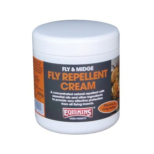 Repelente en crema Equimins Fly Repellent Cream