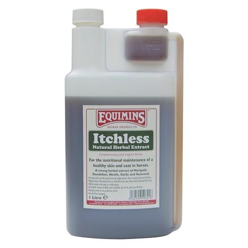Extracto contra los picores de mosquitos Equimins Itchless Liquid