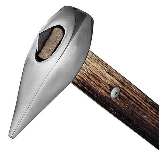 Martillo claveras con mango madera Jim Blurton