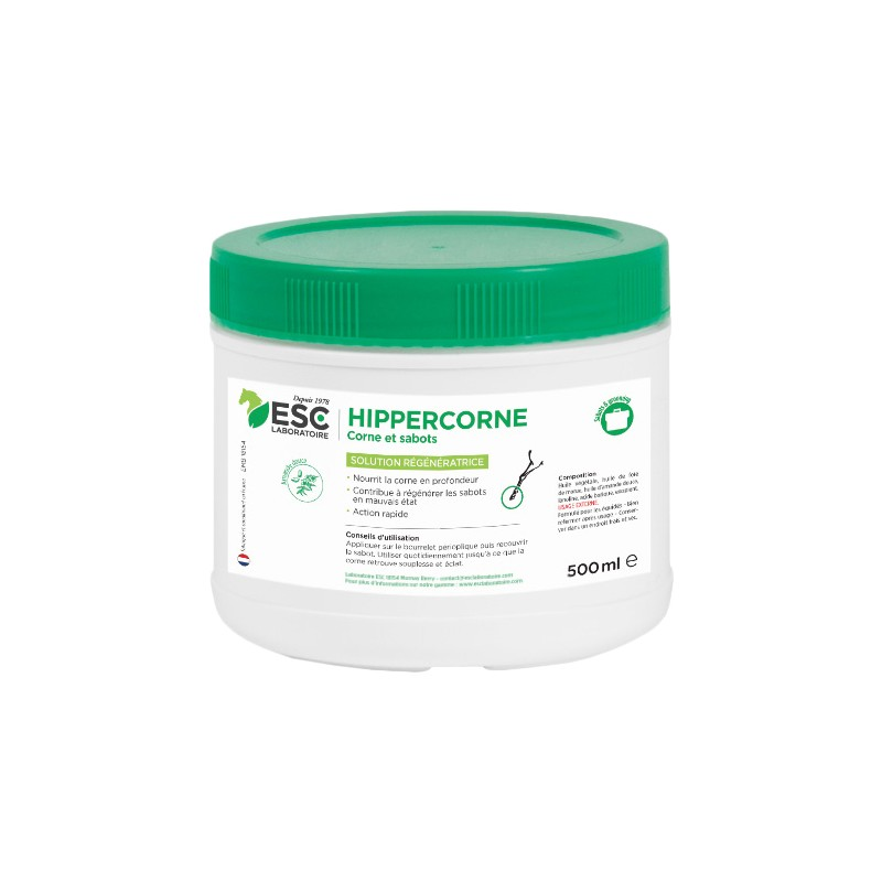 Pomada intensificadora crecimiento Hippercorne E.S.C.