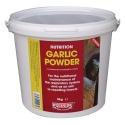Suplemento de ajo concentrado para respiración Equimins Garlic Powder
