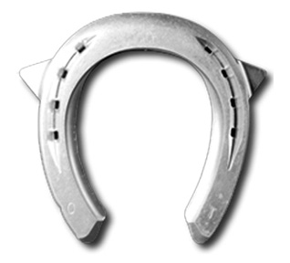 Herradura de aluminio para competición y ortopedia ACR 2000-TI