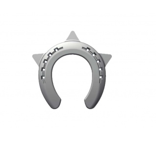 Herradura de aluminio Endurance-Raid (Endurall)