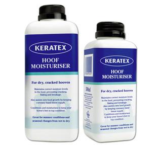 Sellador controlador humedad Keratex Hoof Moisturiser
