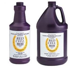 Suplemento de alto rendimiento Red Cell líquido