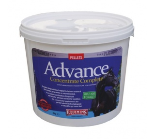 Suplemento general creciemiento Equimins Advance Concentrated