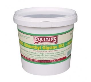 Suplemento energético Equimins DMG (Dimethyl Glycine Pure)
