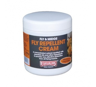 Repelente en crema Equimins Fly Repellent Cream