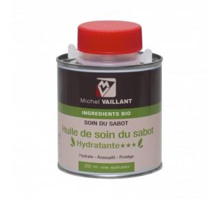 Aceite para el cuidado de los cascos secos