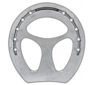 Herradura de aluminio para competición y ortopedia Colleoni Barra (PPSC)